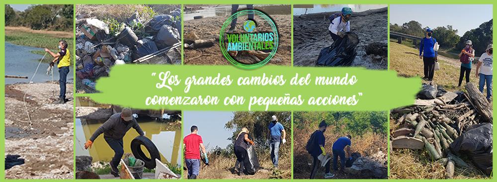 Voluntarios Ambientales