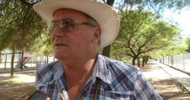 """Complejo Ecológico de Sáenz Peña  Jorge García: """"El domingo pasado liberamos ejemplares de muitú en el Parque Nacional Chaco, es el único programa que tiene en cuenta las raíces de la especie"""""""